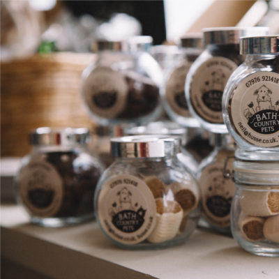 Storage & Treat Jars